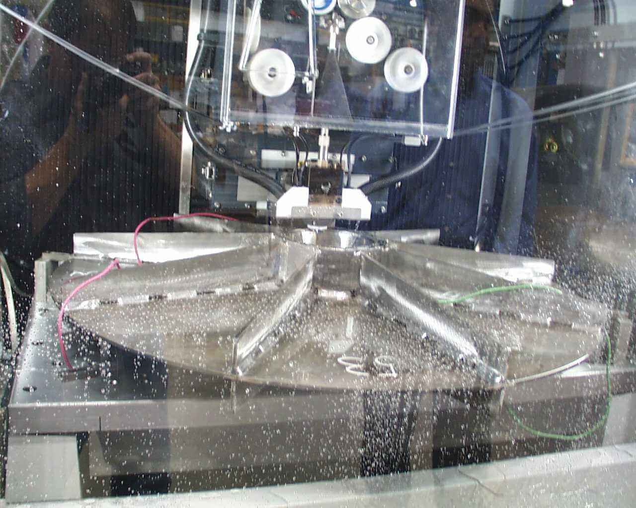 cnc machinev