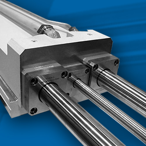 hydraulic cylinders & actuators