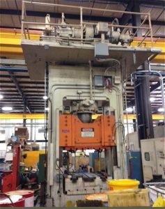 automotive parts press