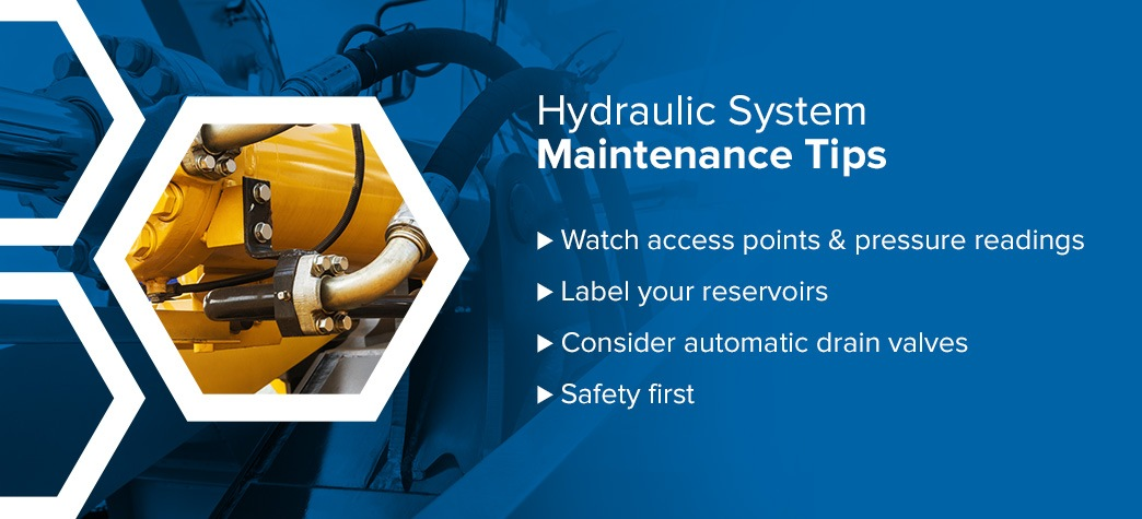 hydraulic-system-maintenance-tips