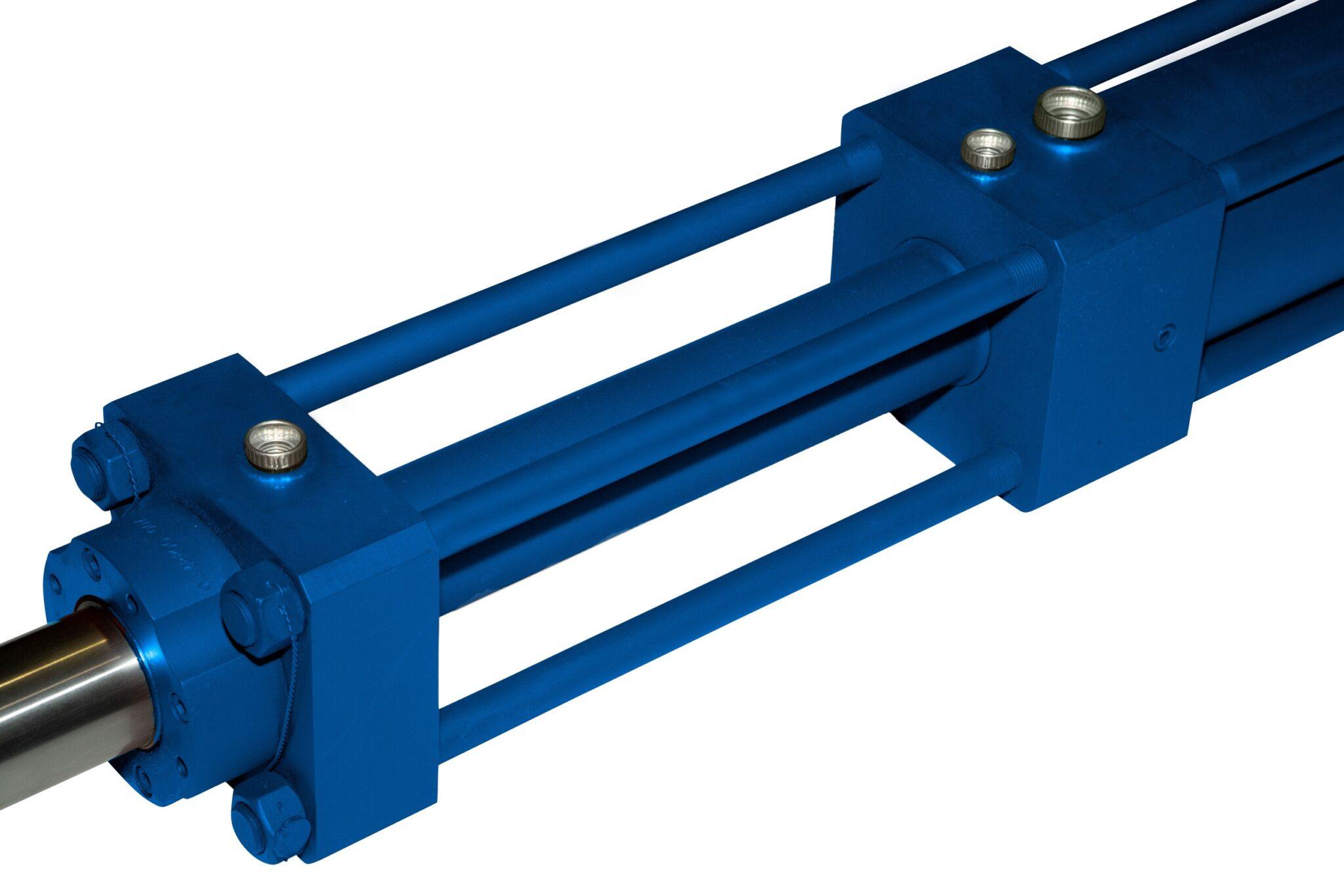 hydraulic cylinder rod lock