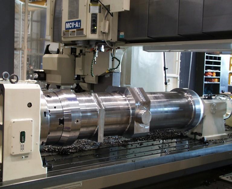Custom Machining and Hydraulics